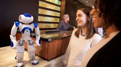 "Hilton is testing an artificial intelligence-powered concierge robot for its chain of hotels in the US through a partnership with IBM's Watson program. The automaton, called ""Connie"" after company..."