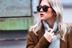 Gucci Dionysus Ring, Celine Sunglasses, Blogger modelovers