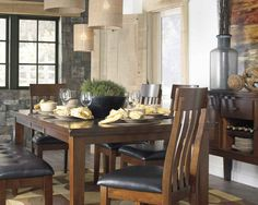 Ralene Dining Room, JR Furniture | Furniture Store with Locations in Portland, Seattle & Vancouver