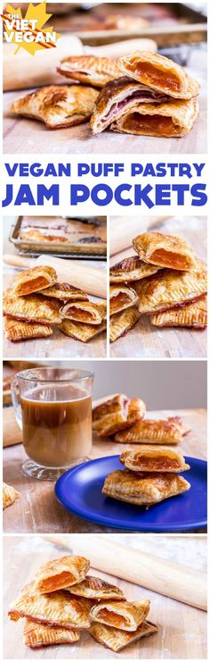 While it may not be the most complicated recipe, these lazy vegan pop tarts are a favourite of mine that are ridiculously easy to put together.