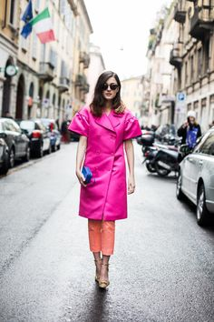 Try Hot Pink