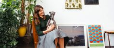 One half of the Jackson/Levine brand, Laura is a TV personality and cooking aficionado currently based in Haggerston, East London. She shares her converted home with her fashion photographer boyfriend Jon and their gorgeous whippet Barry #HabitatVoyeur