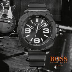 Unsere Lieblinge für trendbewusste Männer: die lässigen, unkomplizierten und coolen Uhren von BOSS Orange! #Männersache #Uhr #Watch