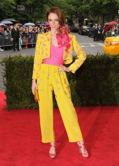 Coco Rocha in Vintage Givenchy | seriously. what happened to her?