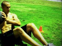 """Coachella Core Cut Workout - Take your body to """"take your shirt off"""" worthy with this four exercise routine."""