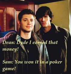 #Supernatural - Dean & Sam
