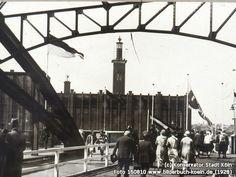 Pressa-AusstellunginderMesse1928, Rheinparkweg, 50679 Köln - Deutz (1928)