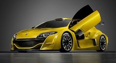 Awesome Renault 2017 - Renault Megane Trophy concept... Check more at http://24car.ml/my-desires/renault-2017-renault-megane-trophy-concept/