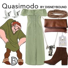 DisneyBound - Quasimodo