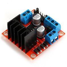 L298N Stepper Motor Drive Controller Board Module