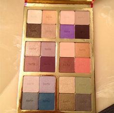 Currently loving: Tarte Cosmetics Holiday Makeup Palettes - Nadine ...