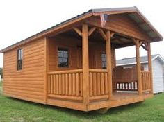 Image result for shed with porch