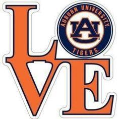 Love Auburn