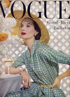 Vogue - 1950s