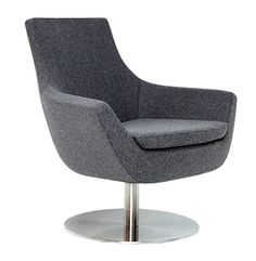 Rebecca Swivel Chair. Modern ArmchairModern ChairsModern ...
