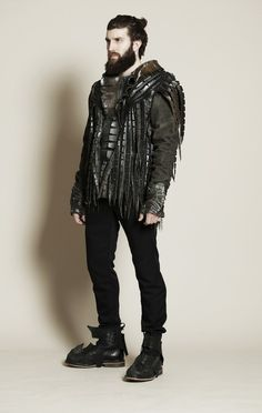 F/W 2012 Collection by Asher Levine on thisispaper.com
