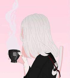 in 2019 anime art, anime art girl, Kawaii Anime Girl, Anime Art Girl, Manga Art, Manga Anime, Anime Girls, Aesthetic Art, Aesthetic Anime, Pretty Art, Cute Art