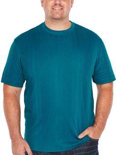 29e79ad92d90 CLAIBORNE Claiborne Short Sleeve T-Shirt-Big and Tall #mensshirts  #mensfashion #