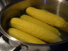 Freezing Corn on the Cob -- Simply Canning