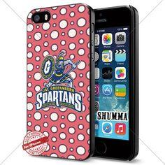 Retro-NCAA,UNC Greensboro Spartans, Cool Iphone 5 5s & Ip…