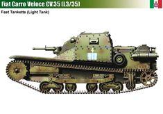 Ansaldo-Fiat L3/35 (CV.35)