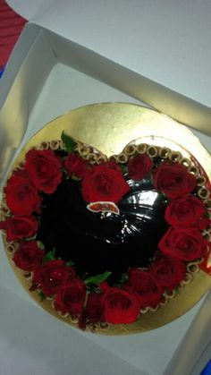 Spcl demand bday cake....
