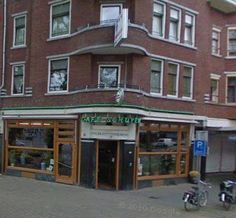 Rotterdam - Beijerlandselaan v.h. 'de Gruyter'.