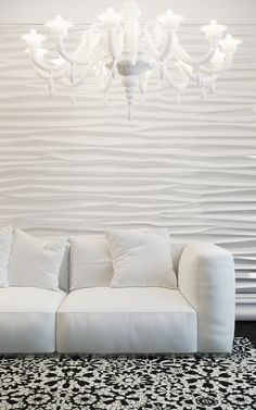 wall panels on Behance