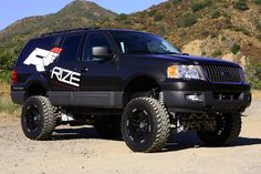 "RIZE 2003-'06 Ford Expedition 4wd 8"" Lift Kit"