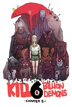 Kill Six Billion Demons » KILL SIX BILLION DEMONS – Chapter 1