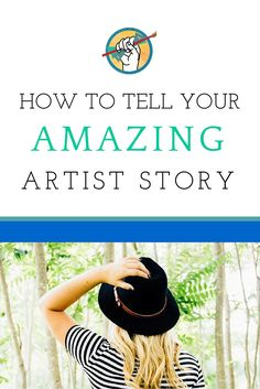 At some point in your life, you were called to be an artist. No matter your focus or where you're at in your career, you have a unique story to tell. Learning how to do this will attract fans, buyers, and collectors.  About Us: The Abundant Artist is the #1 resource for helping artists sell art online.
