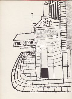 Ben Shahn – Hamlet: A Television Script, 1954 Drawing Practice, Line Drawing, Painting & Drawing, Ben Shahn, Charcoal Art, Drawing Letters, Urban Sketching, Art Party, American Artists