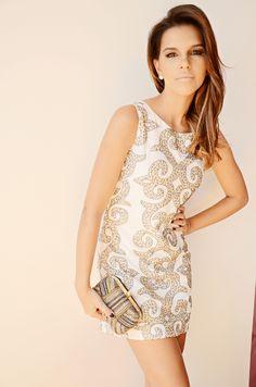 Mariana Rios. Vestido: casamento civil