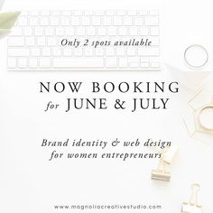 Excited to announce that I'm opening two more spots for Summer and Early Fall. Full brand & web design packages available for Squarespace Wordpress and Showit! I can't wait to showcase a few more sneak peeks during the coming months! Link on my profile with all the details!