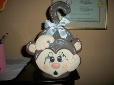 Portalápiz de mico
