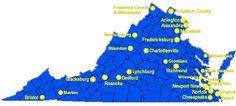 Virginia Animal Control Wildlife Businesses, VA
