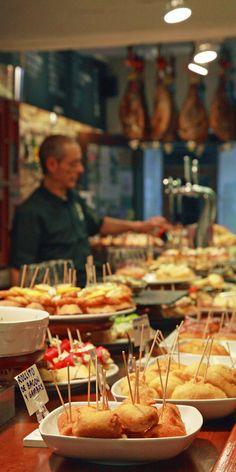 サンセバスチャン San Sebastian Bar
