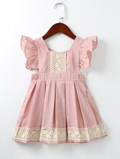 light dusty pink with ivory lace dress, toddler dress, birthday dress – Patrones ropa bebe – etoddler Baby Girl Fashion, Kids Fashion, Toddler Fashion, Little Girl Dresses, Girls Dresses, Dresses For Toddlers, Pink Ruffle Dress, Cute Baby Clothes, Nice Clothes