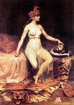 Pierre Bonnaud's Salome. Gorgeous. Ugh.
