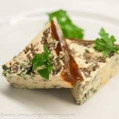 Morel terrine