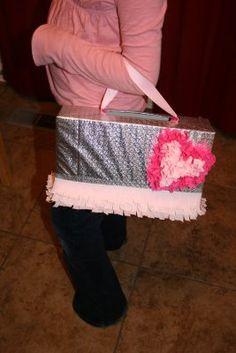 Simple Amusements: B-Bops Valentine's Box....