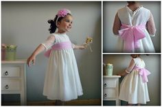 MARINA. 1T to 10years. Baby Toddler Girl por Moniquesthingsshop