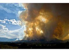 images of waldofire | Waldo Fire in Colorado Springs, CO / !