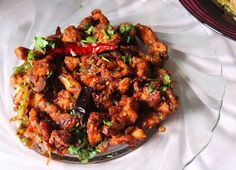 YUMMY TUMMY: Dragon Chicken Recipe - Restaurant Style | This looks spicy & amazing, will have to adjust for gf & not frying the chicken