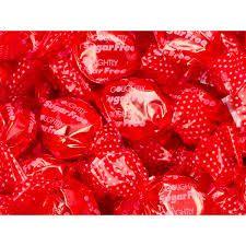 Go-Lightly SUGAR FREE Cherry Hard Candy.