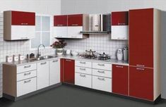 What is an L-Shaped Kitchen? | Decoration | Pinterest | Beautiful ...