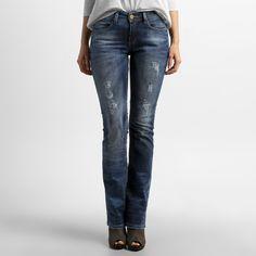 Calça Jeans M. Officer Bootcut Rasgada Jeans | Zattini