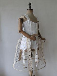Antique Dressform /  Mannequin