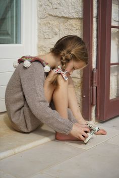 Beautiful new FW collection from Waddler - love those alpaca outfits...