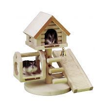 Wonderland Tree House for hamsters